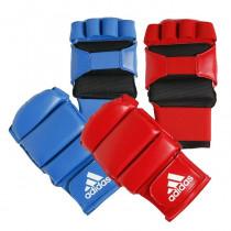 Adidas Jiujitsu Handschoen - Rood