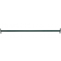 KBT Metalen Duikelstang - 125 cm