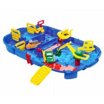 Aquaplay 1616 Waterbaan - Draagbare Sluizenbox