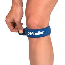 Mueller OSFM Jumpers Knieband met Straps - Blauw