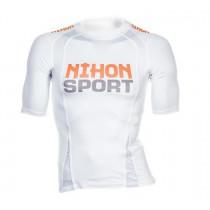 Nihon Trainingshirt / Ondershirt Quickdry - Unisex - Wit