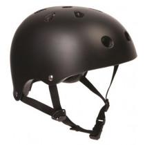 SFR Skatehelm Unisex - Zwart