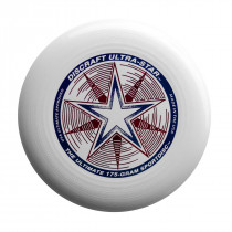 Discraft Ultra Star Frisbee - Wit