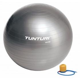 Tunturi Gymball 65 cm - Zilver