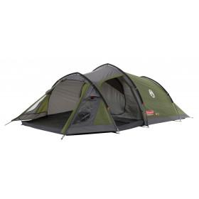 Coleman Tasman 3 Tent - Groen/Grijs