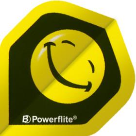 BULL'S Powerflite Standard A-Shape - Smiley