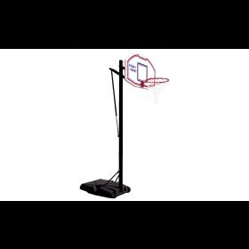 SureShot Unit St. Louis Basketbal Paal - Verstelbaar - 112 x 73 cm
