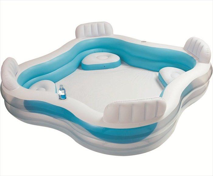 Stoeltjes Voor Baby.Intex Opblaasbaar Zwembad Met Stoeltje Kopen Justathlete Nl
