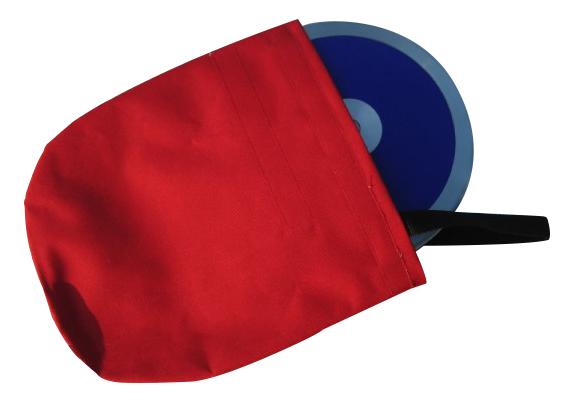 Image of   Bæretaske til al kaste diske