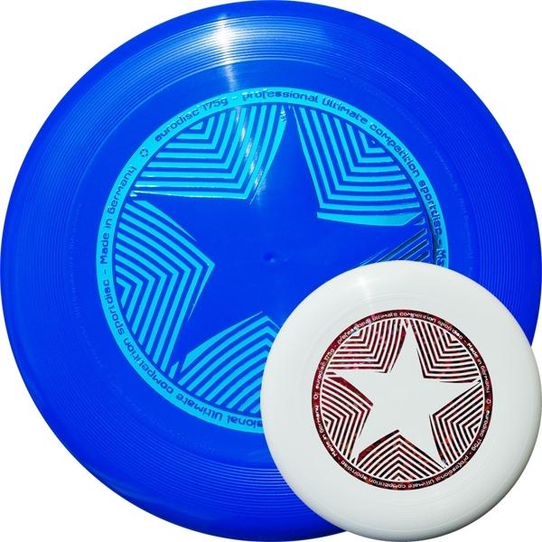 Image of   Eurodisc Ultimate Star - Blå