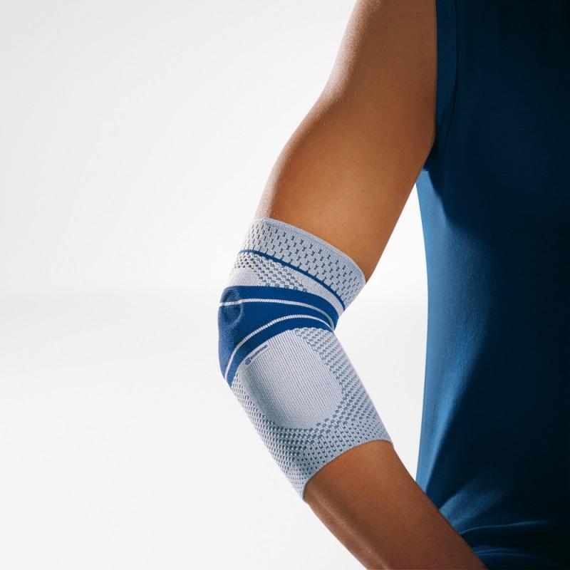 Image of   Bauerfeind EpiTrain Elbow Bandage - Titanium - 0