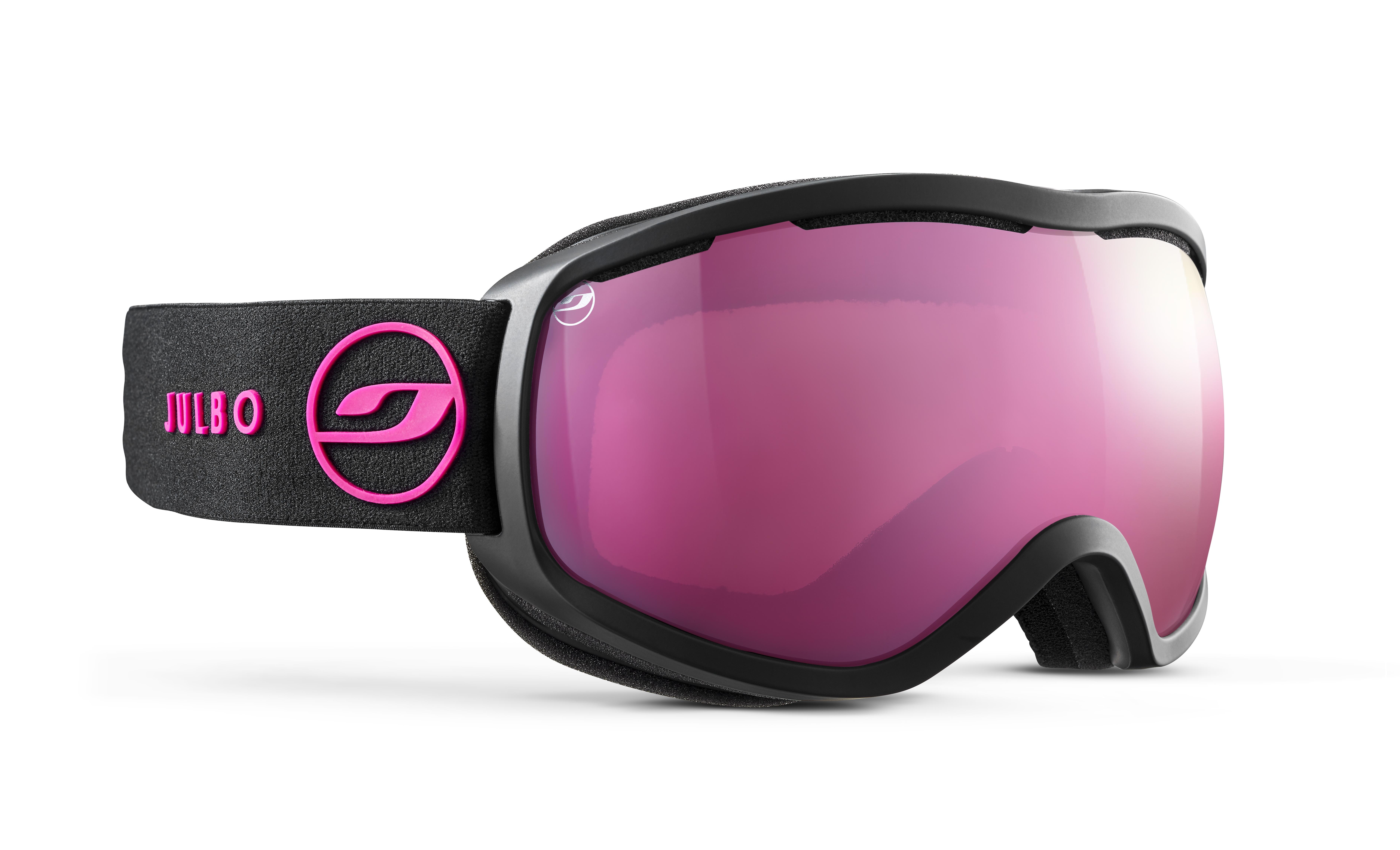 Image of   Julbo Equinox Ski Goggles - black - Orange 3