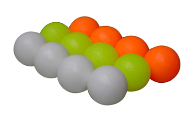 Image of   Heemskerk Ball Set - 3 farver