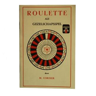 Image of   Longfield Roulette Rule Book