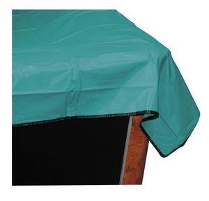 Image of   Billiard Omslag 9 ft .: 280 x 170 cm, grøn