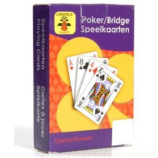 Image of   Longfield Spillekort