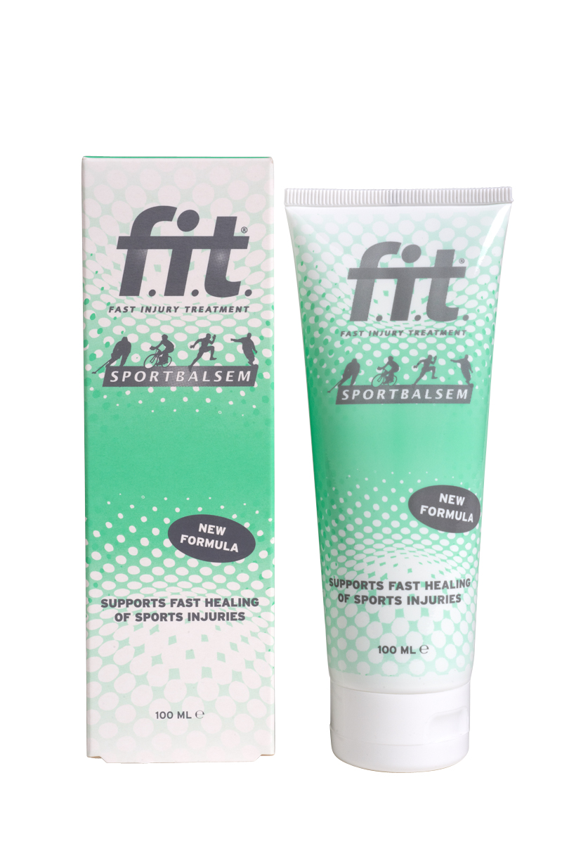 Image of   FIT Sporting Balm rør 100 ml