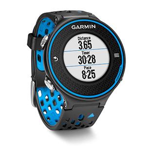 Garmin Forerunner 620 HRM-Run Zwart/Blauw