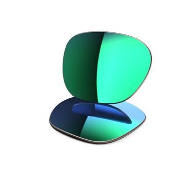 Oakley Frogskins Replacement Lens Jade Iridium aanbieding