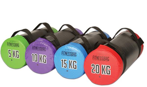 Gymstick Fitnessbag 10kg met DVD