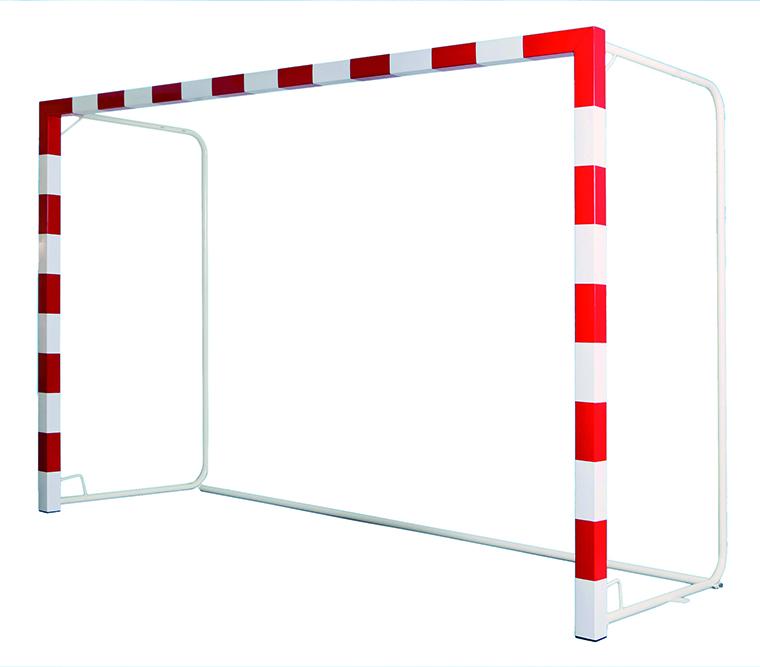 Image of   Handball Mål Gennemskåret 32 mm med stabilisator - 2 stk.