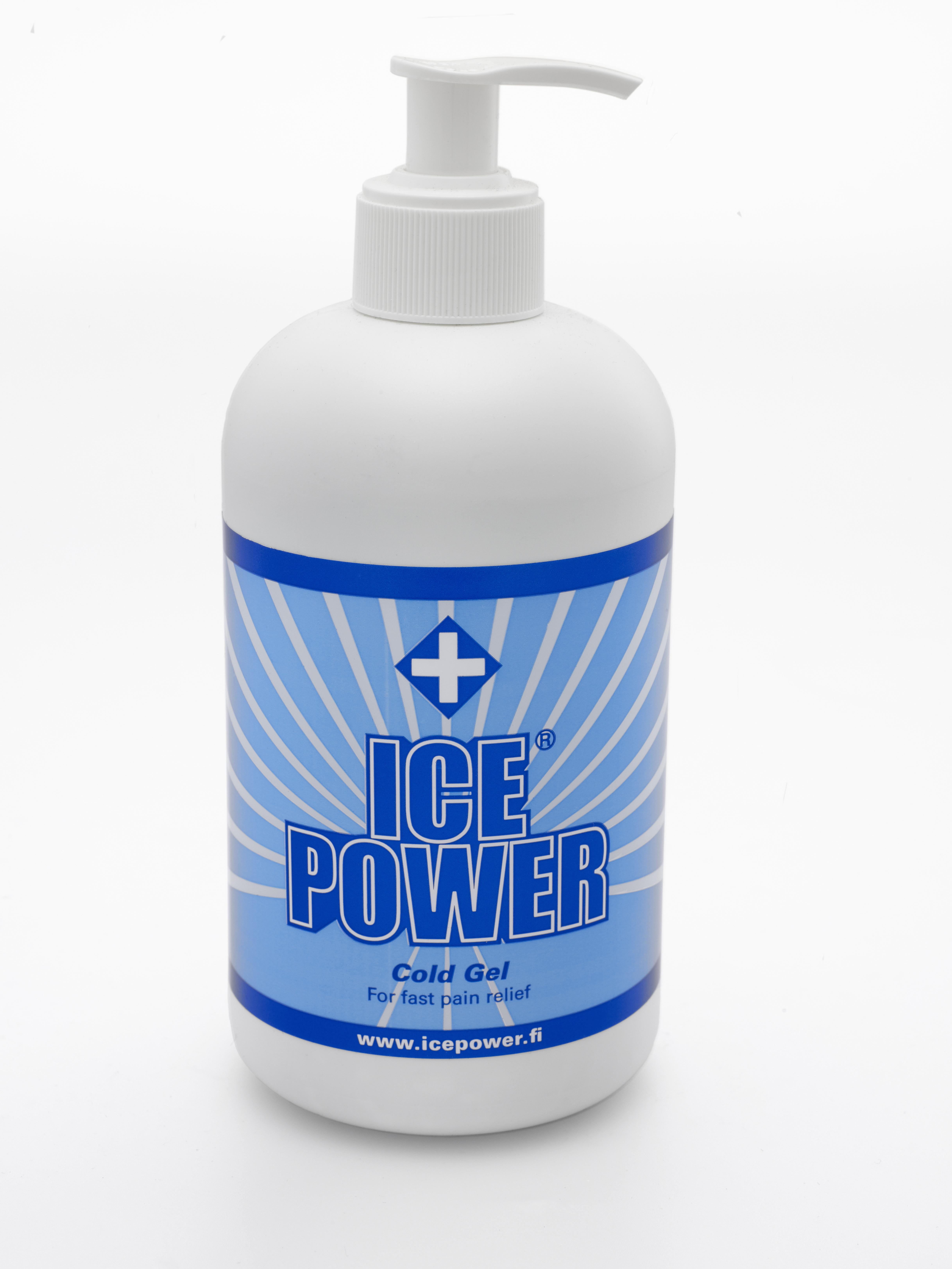 Image of   Ice Power Pump Bottle 400ml