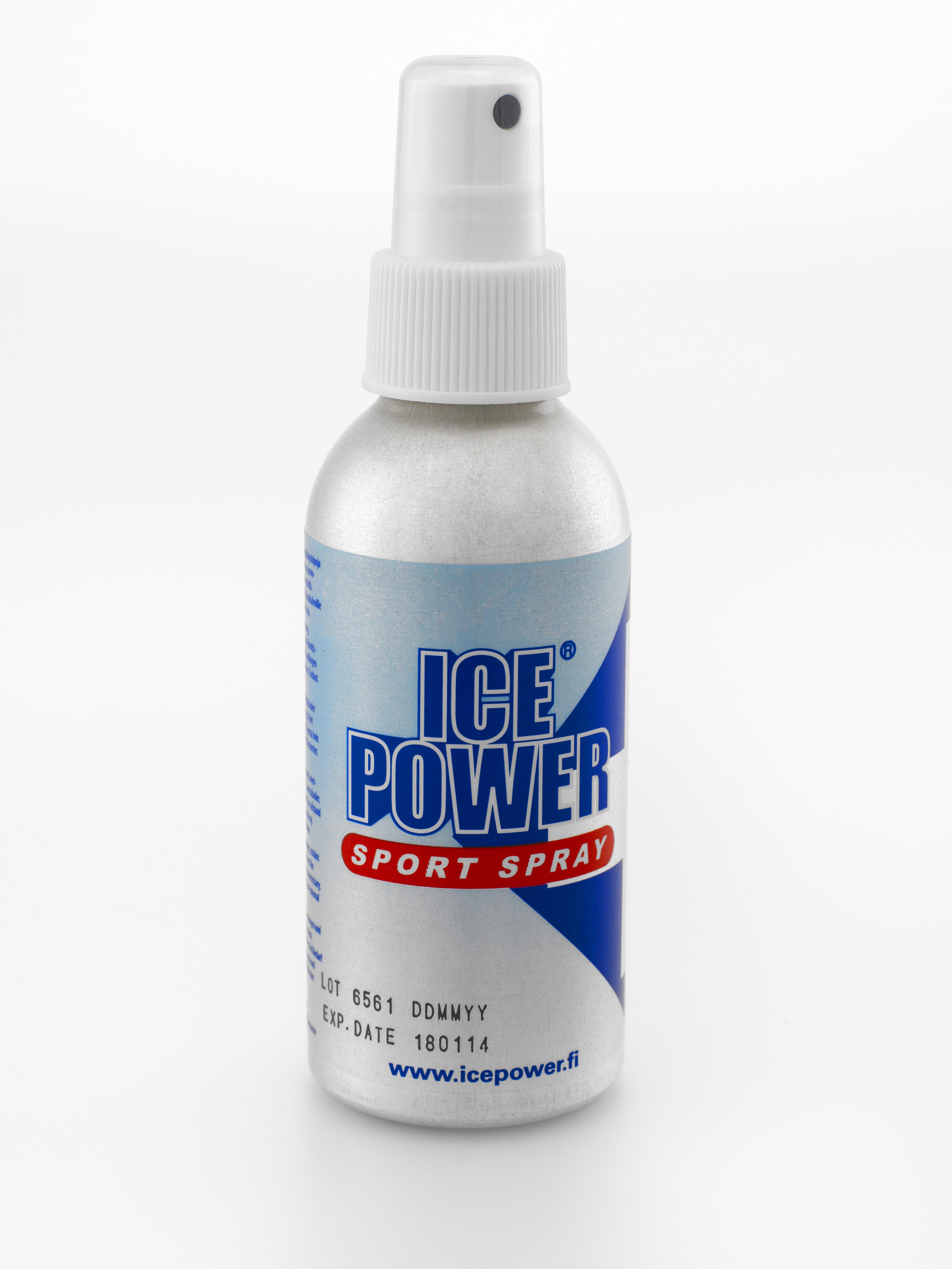 Image of   Ice Power Spray 125 ml