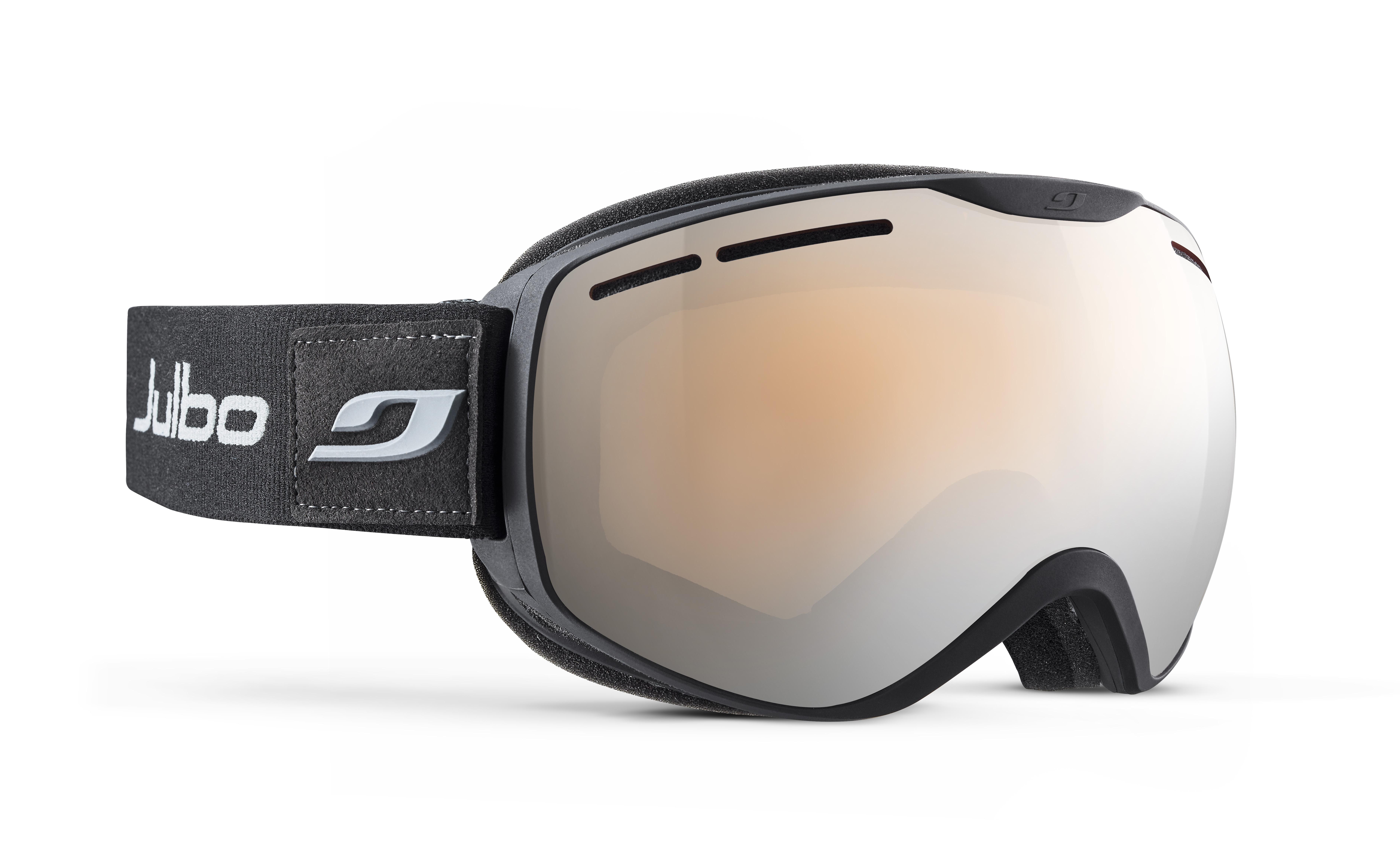 Image of   Julbo Ison XCL Ski Goggles - black / grey - Orange 2