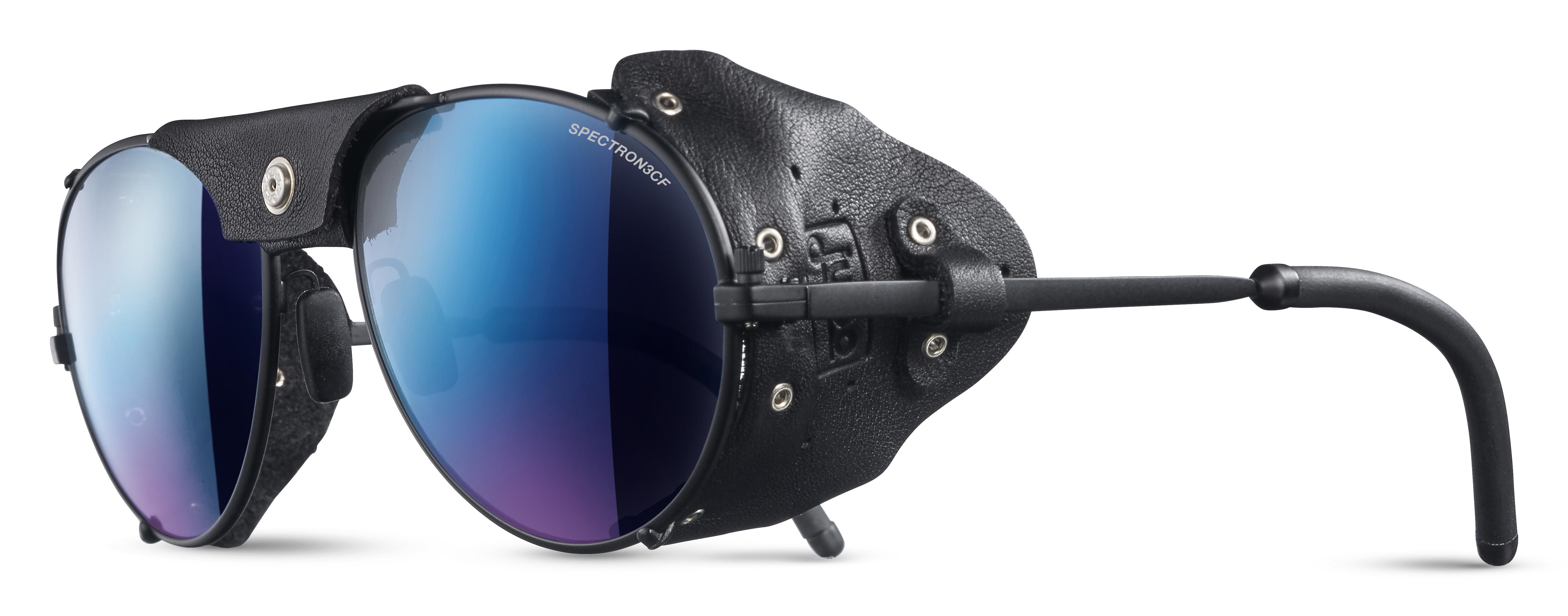 Image of   Julbo Cham Spectron 3Cf Sunglasses - Black Mat / Black