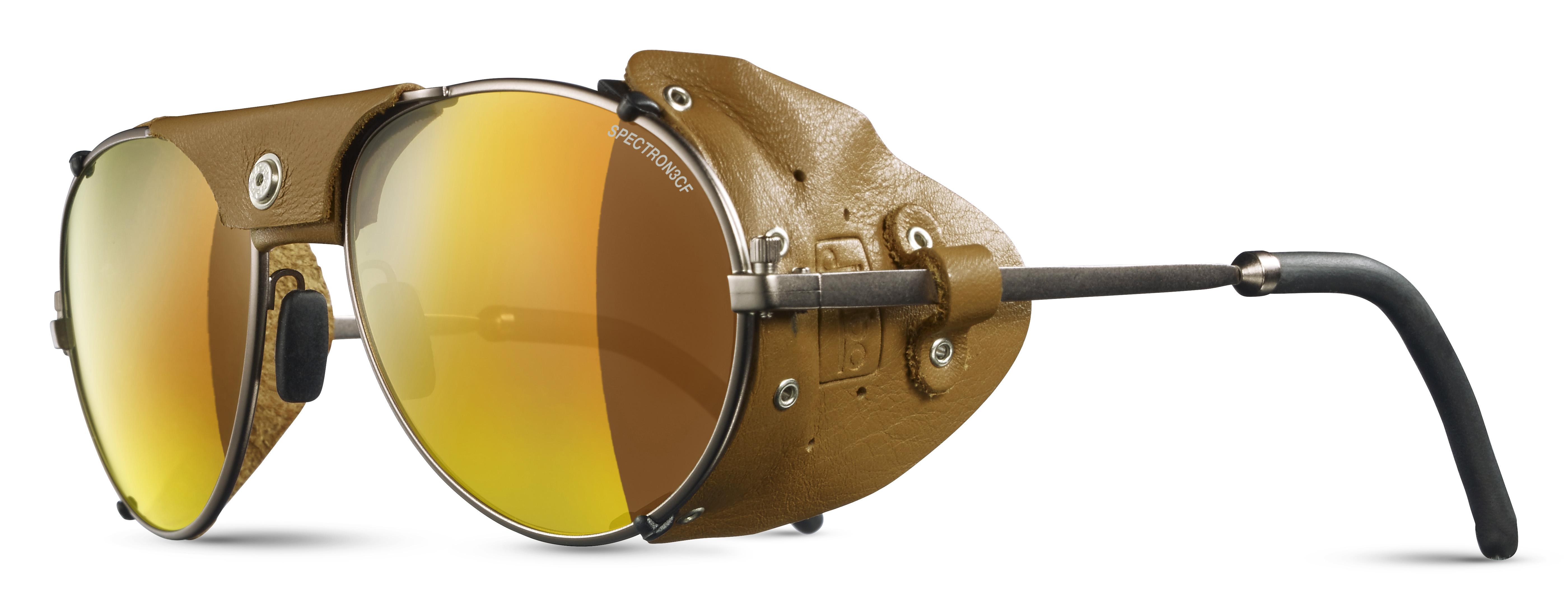 Image of   Julbo Cham Spectron 3Cf Sunglasses - Brass / Havana