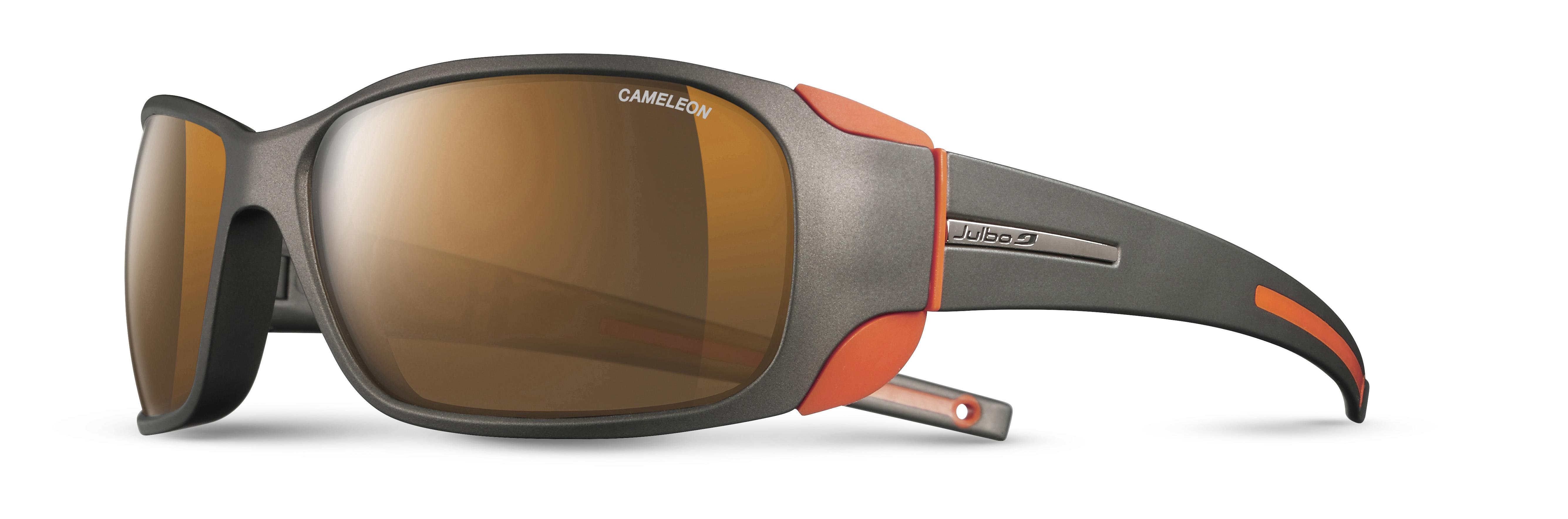 Image of   Julbo Montebianco Cameleon Solbriller - Titanium / Orange