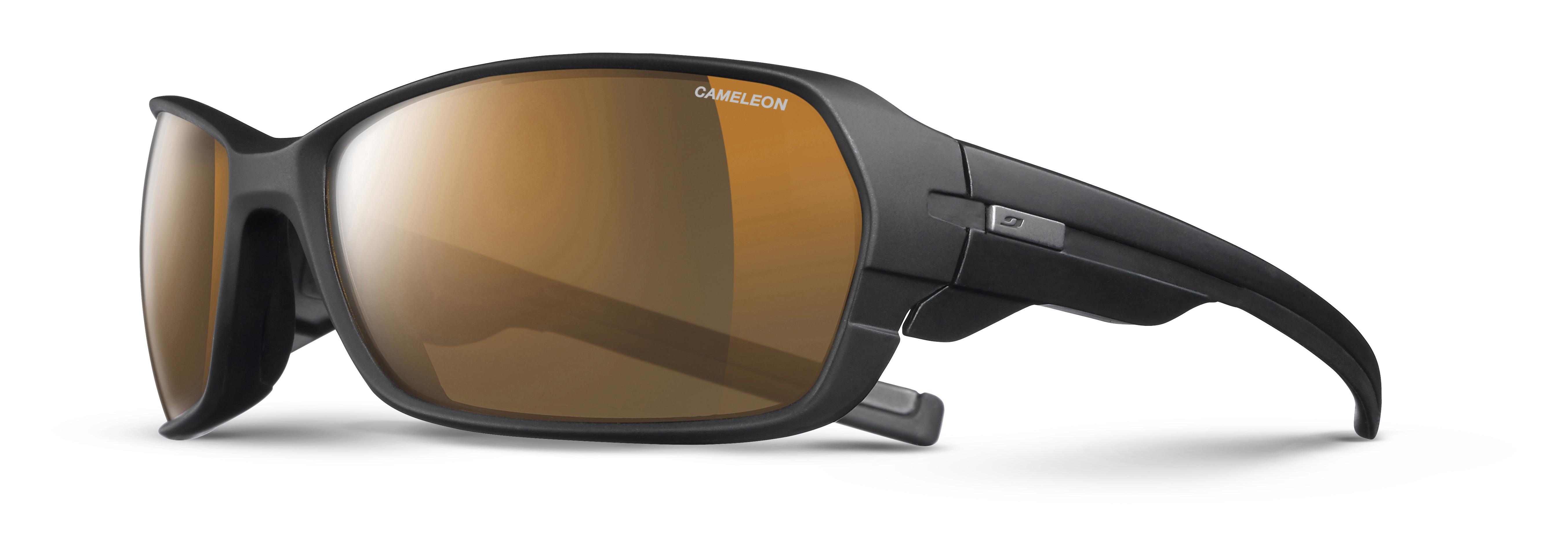 Image of   Julbo Dirt 2.0 Cameleon Sportsbriller Large - Matt Black / Sort