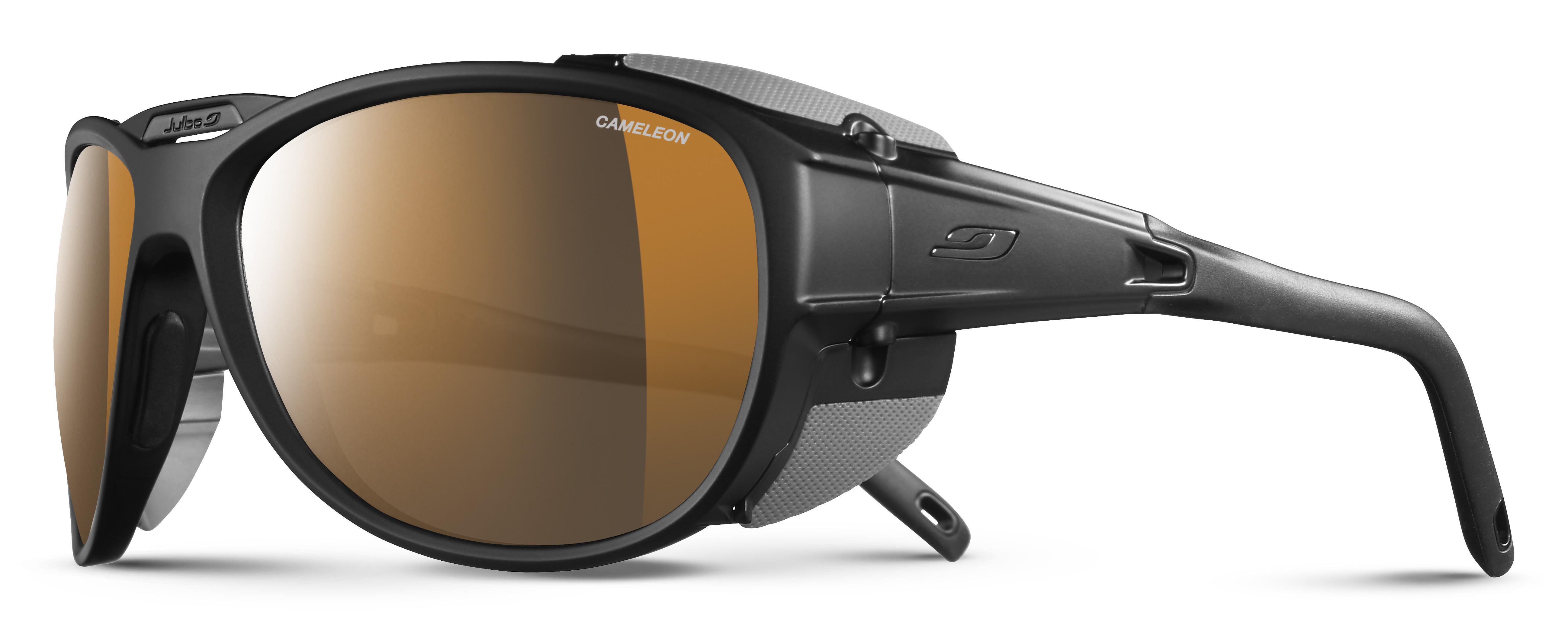 Image of   Julbo Explorer 2.0 Cameleon Sportsbriller Large - Matt Black / Sort