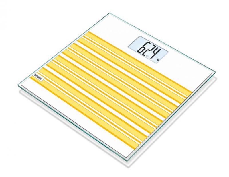 Beurer GS 20 Échelle personnelle Summer Sun Yellow