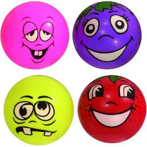 Image of   Duftende Balls Facial Expression 25cm sæt af 6