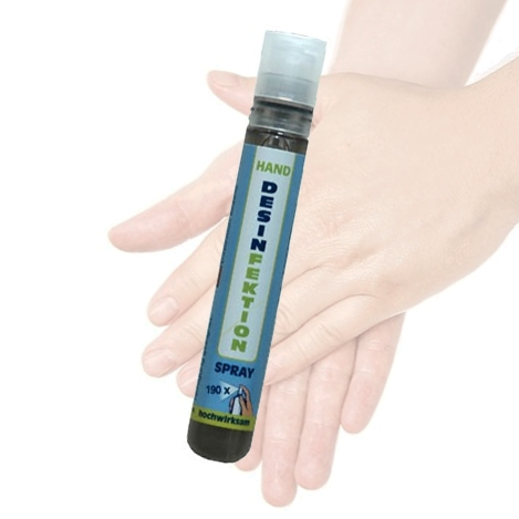 Image of   Mikros Disinfectant Spray - 15 ml