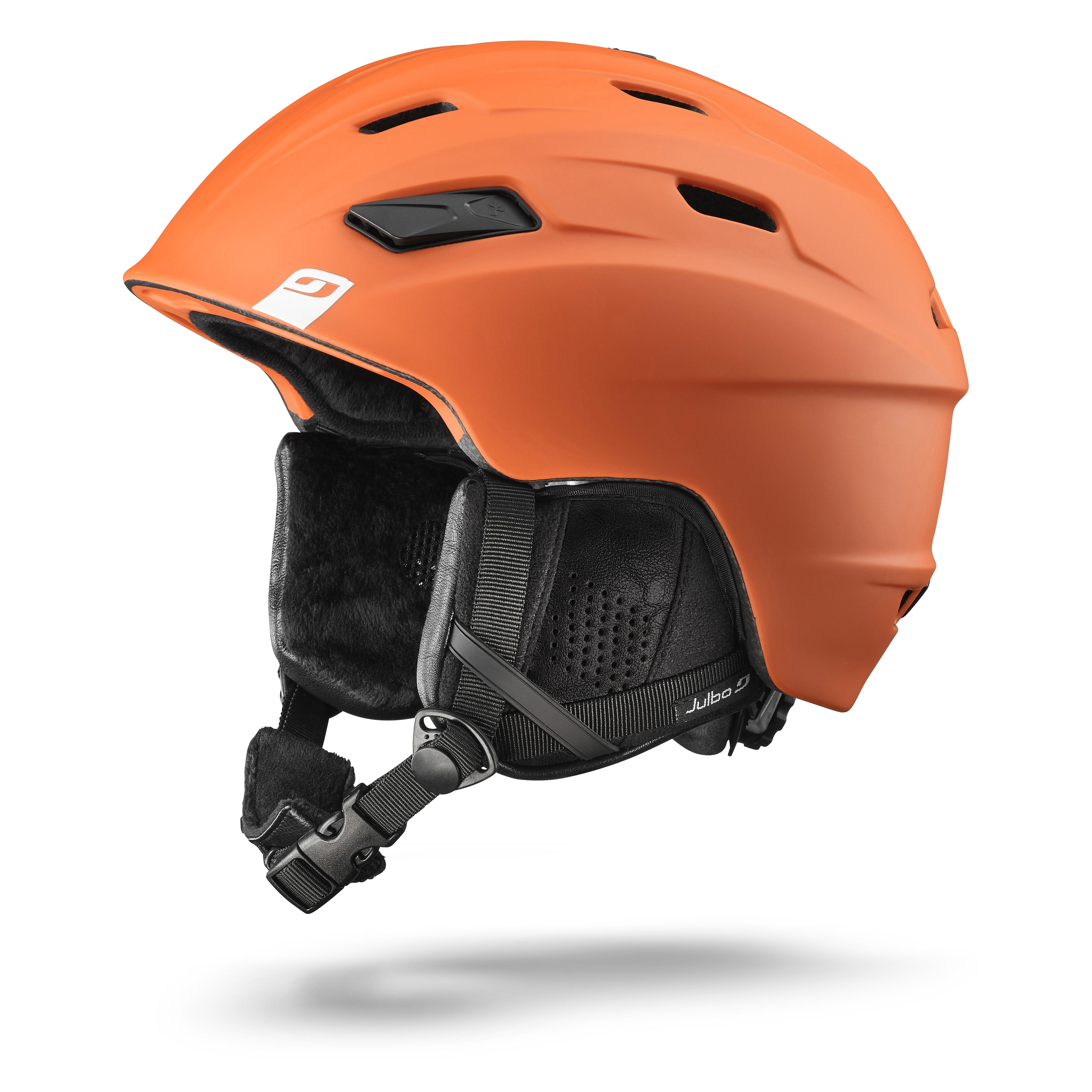 Image of   Julbo Mission Helmet - orange / black - L