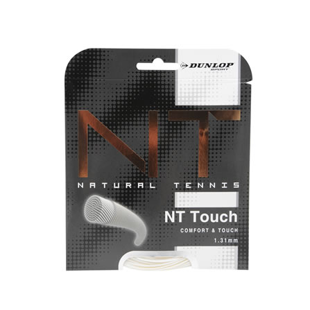 Dunlop NT Touch 1,31 - blanc