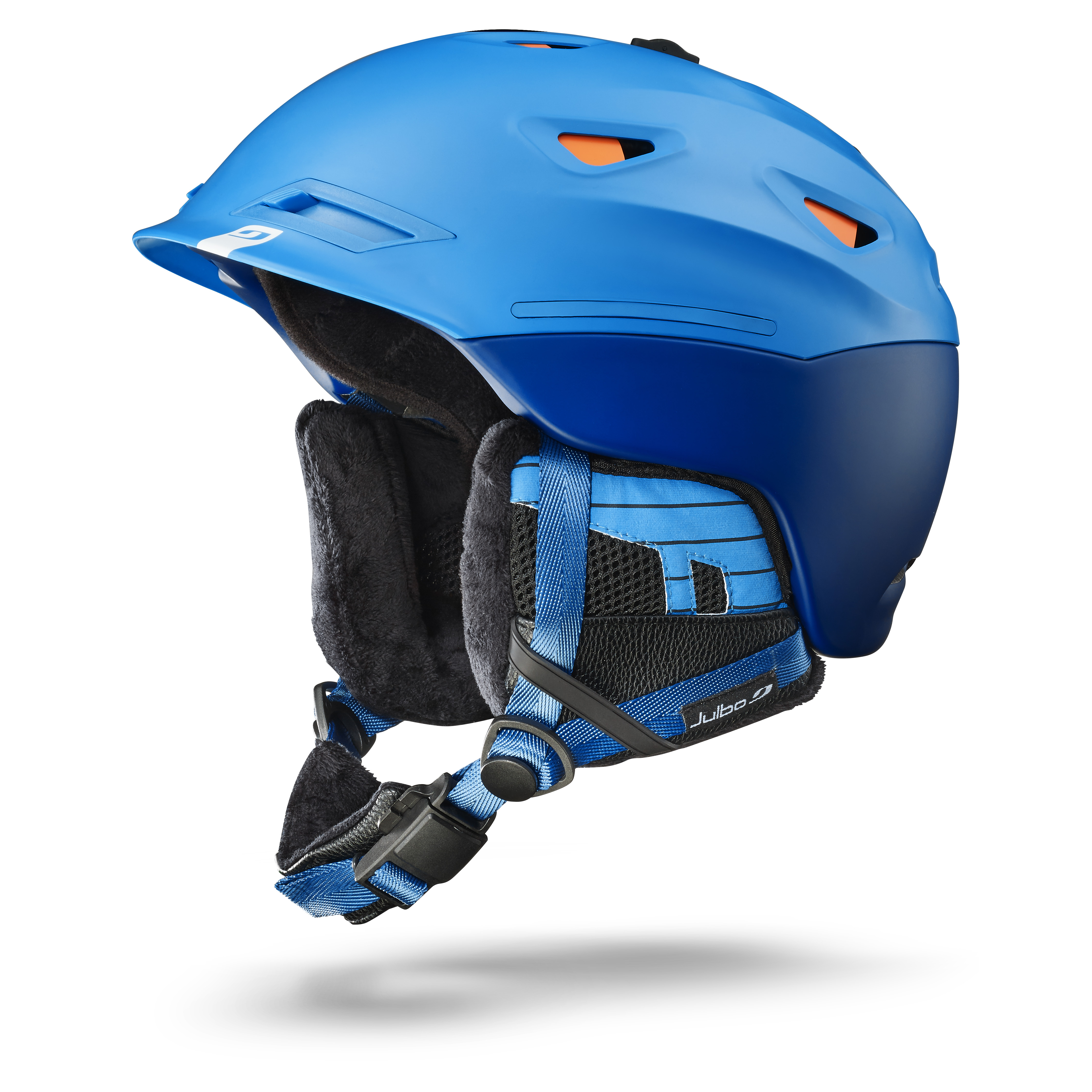 Image of   Julbo Odissey Helmet - blue / blue