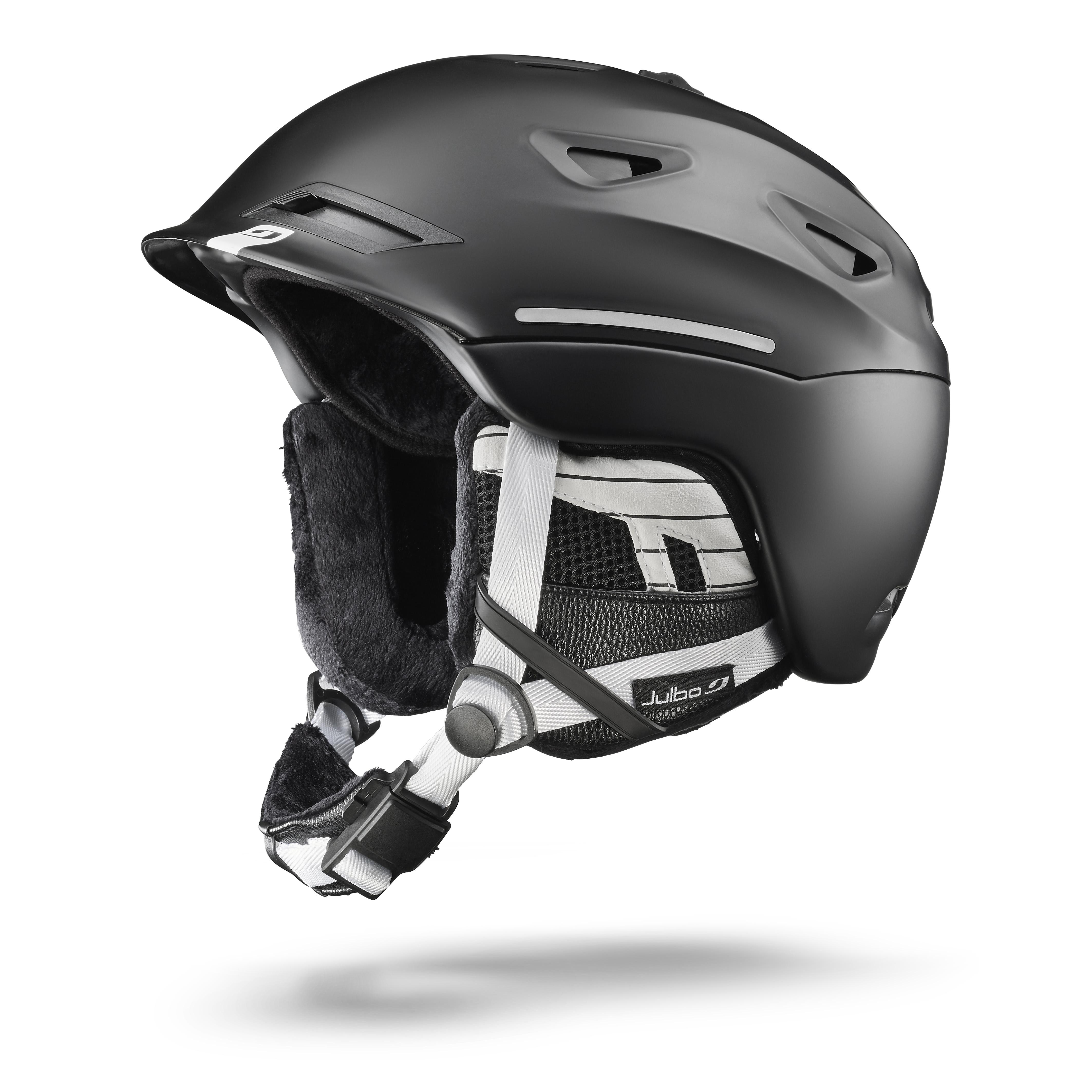 Image of   Julbo Odissey Helmet - black / white - XL
