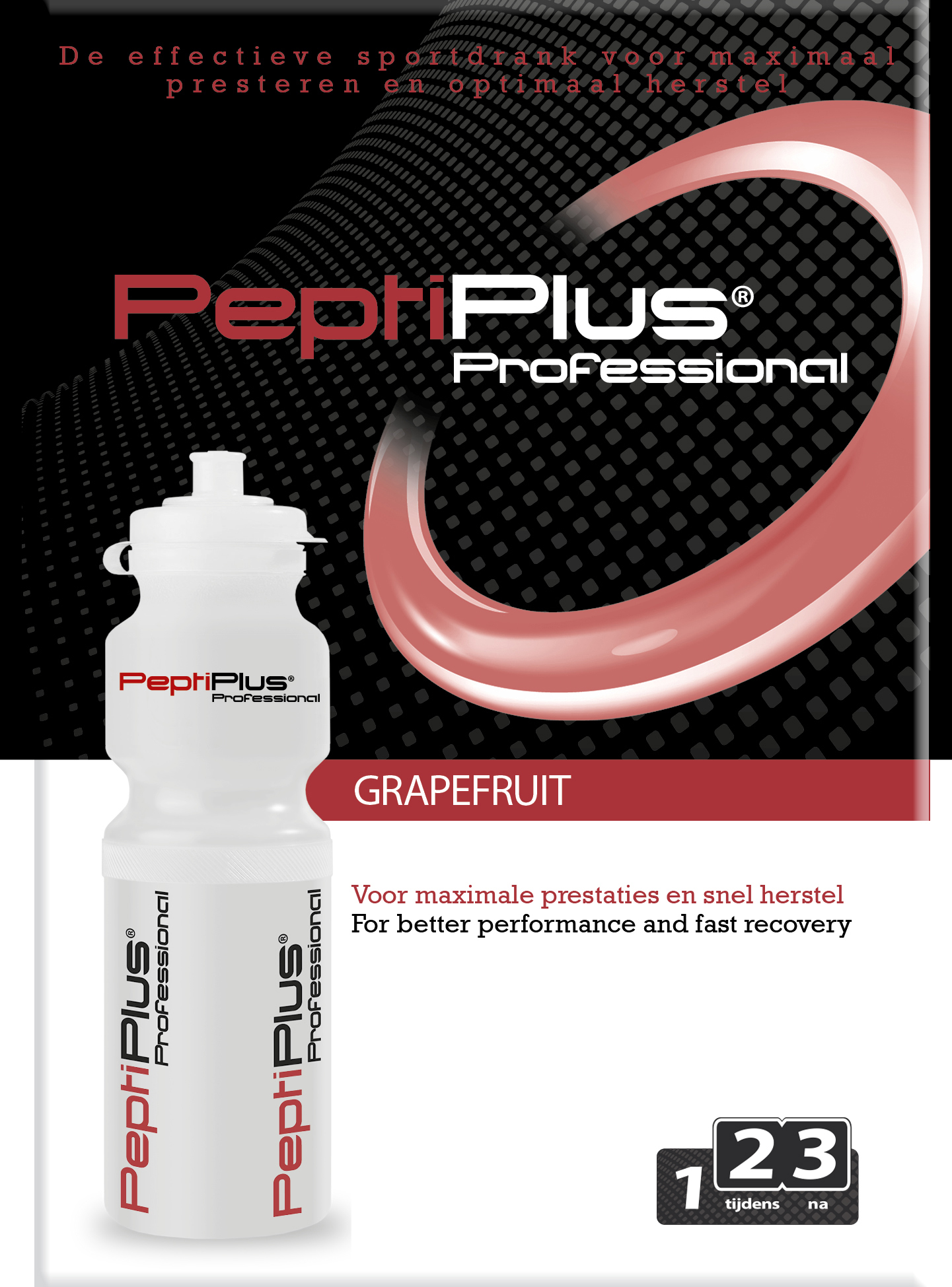 Image of   PeptiPlus Sachet - Orange
