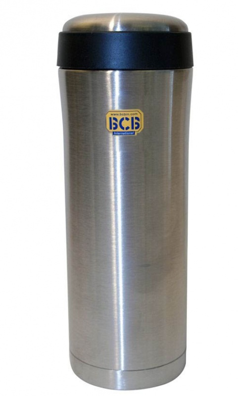 Image of   Bushcraft Thermal Flask - Silver
