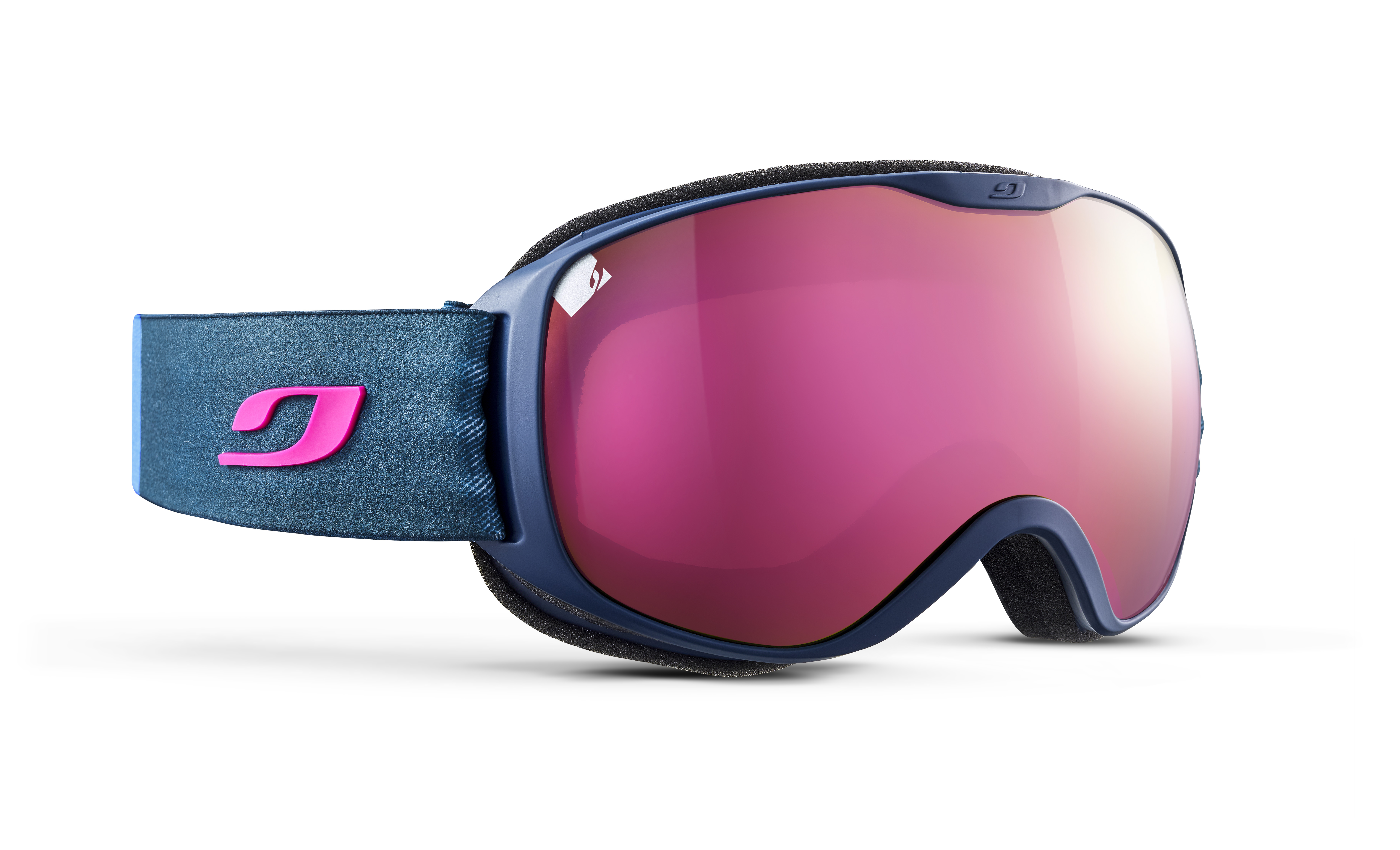 Image of   Julbo Pioneer Ski Goggles - dark blue - Pink 3