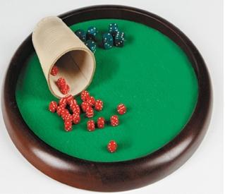 Image of   Longfield Pokerpiste 26 cm