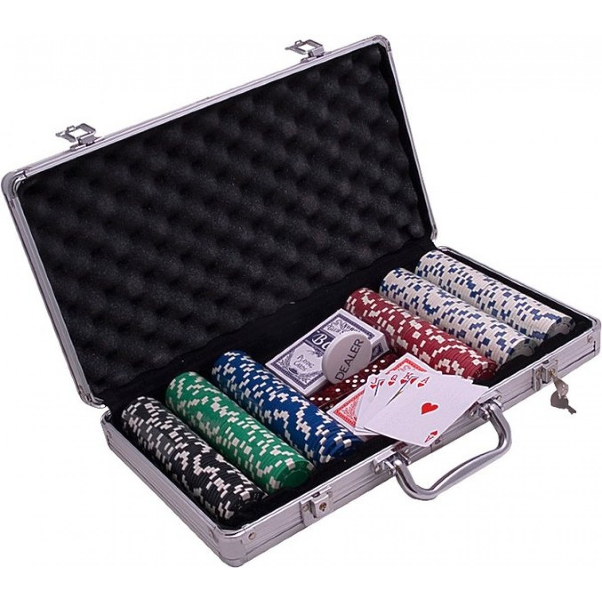Image of   Poker Case Vinyl 300 Laser 11,5 g