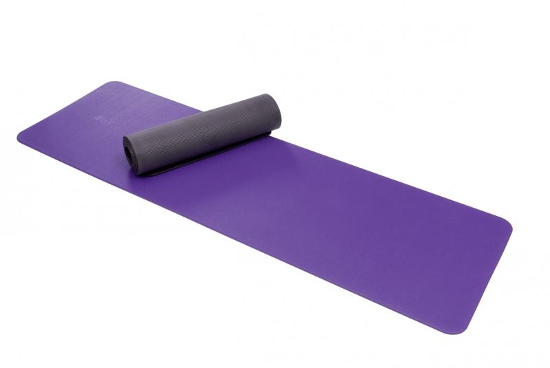 Image of   Airex Pilates og Yoga Mat 190 x 60 x 0,9 cm - Lilla