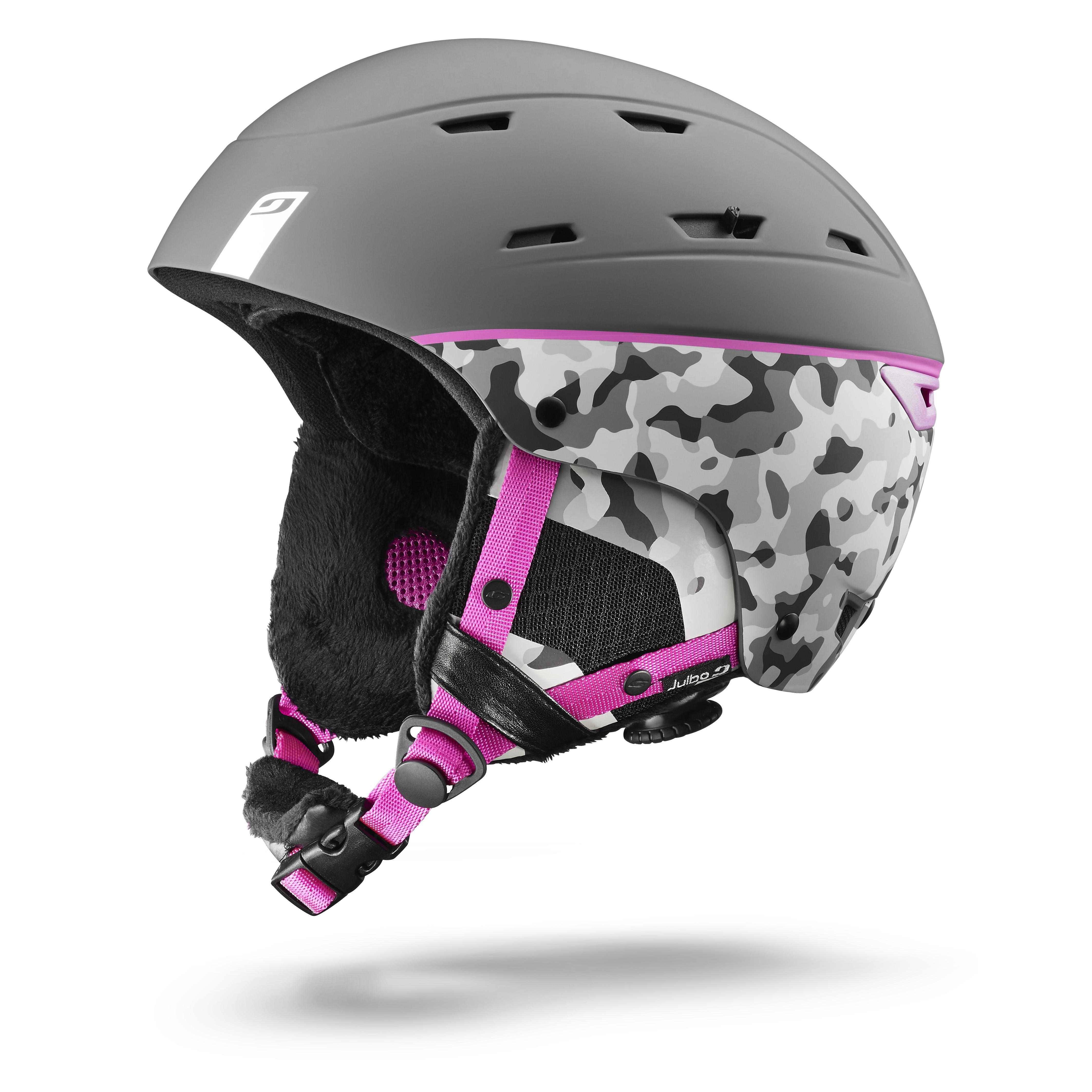 Image of   Julbo Rebby Helmet - grey / pink - M