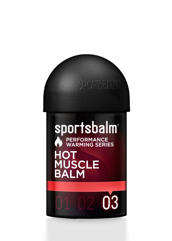 Image of   Sportsbalm Muscle Balm Hot 150 ml