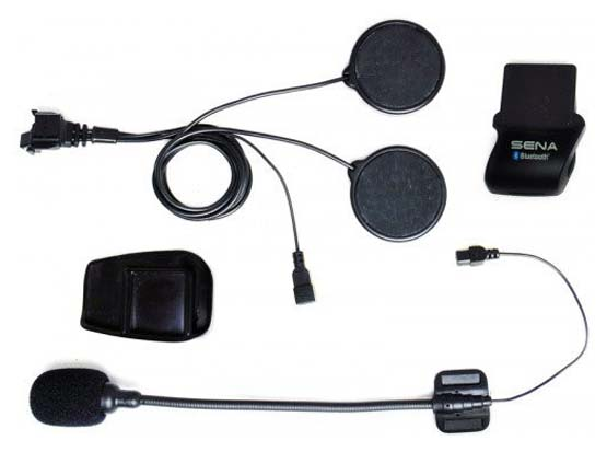 Image of   Sena SMH5 Clamp Kit Boom Mic