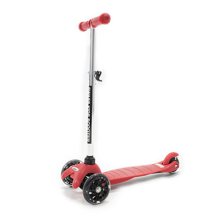Image of   Swass Kids Scooter - Rød